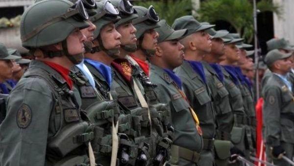 ونزوئلا جلوی نیروهای خارجی مهاجم را میگیرد