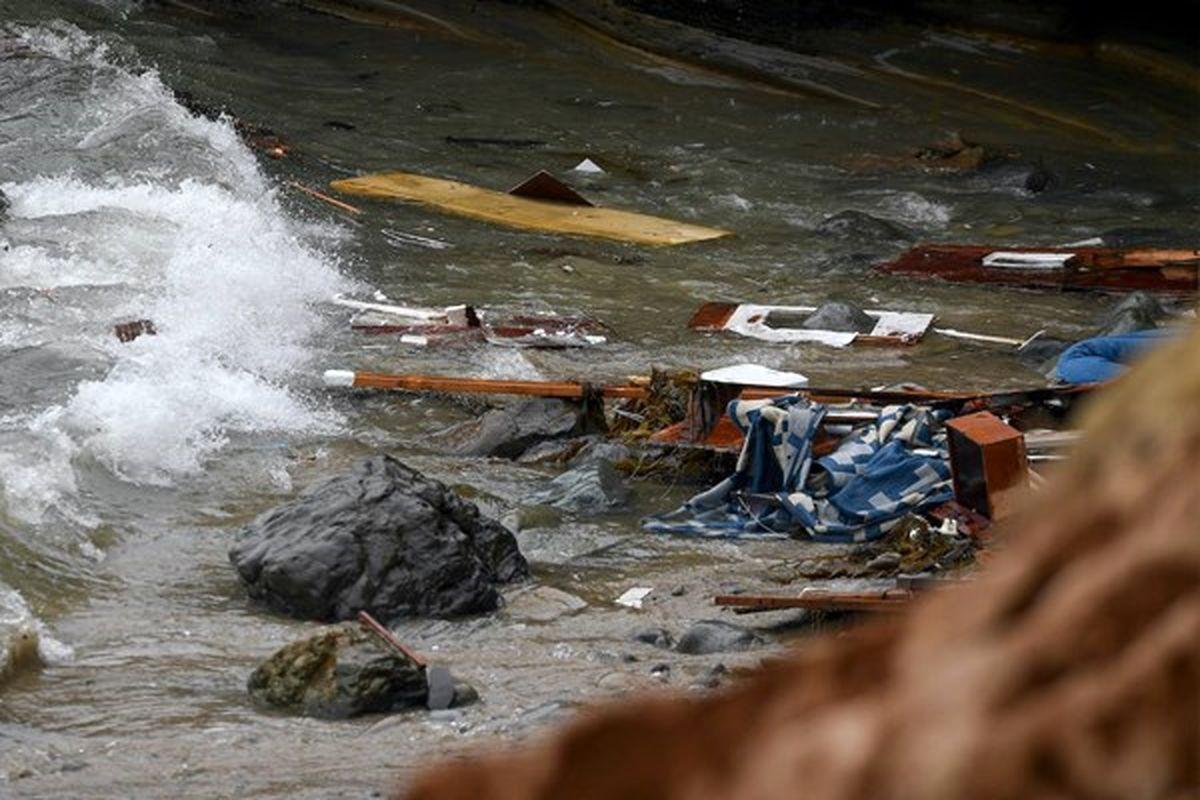 واژگونی قایق قاچاقچیان انسان در کالیفرنیا