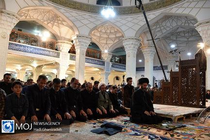 احیای شب بیست و یکم ماه مبارک رمضان در استان ها