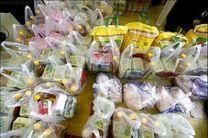 توزیع 150 سبد غذایی  بین نیازمندان توسط هلال احمر شهرضا