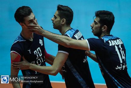 شهرآورد+والیبال+تهران+بین+تیم+های+سایپا+و+پیکان