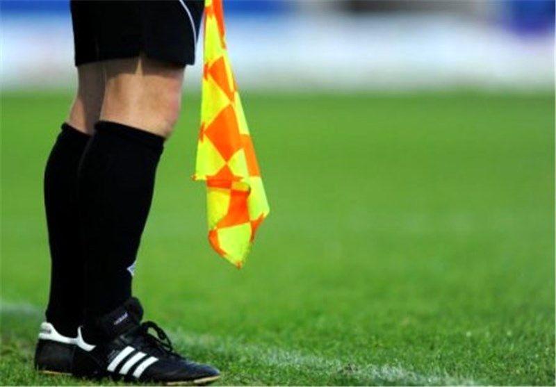 فهرست داوران قضاوت کننده در هفته پنجم لیگ برتر فوتبال