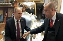اردوغان و پوتین در حاشیه اجلاس سیکا دیدار کردند