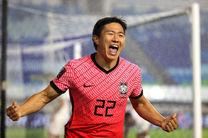 بازیکن کلیدی تیم ملی کرهجنوبی بازی با ایران را از دست داد