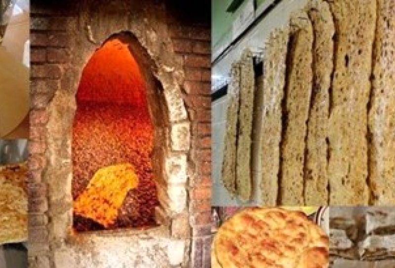قیمت نان در اردیبهشتماه افزایش می یابد