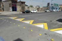 کاهش تصادفات درون شهری و برون شهری در شهرستان همدان