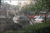بیشترین بارش باران در رامسر