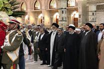 تجدید میثاق مسوولان عالی قضایی با آرمانهای امام خمینی (ره)