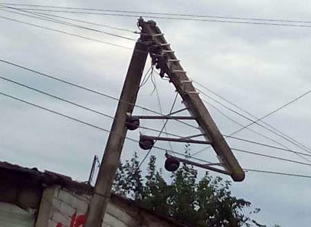 خسارت 10 میلیاردی درگیری های رامهرمز به شبکه برق