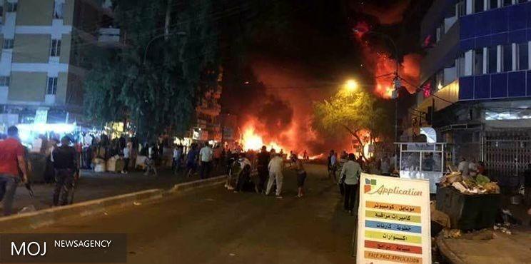 سخنگوی وزارت امور خارجه انفجارهای بغداد را محکوم کرد