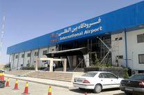 افزایش سرمایه گذاری در فرودگاه پیام
