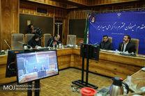 نشست خبری معاون مشارکت های اجتماعی وزارت کشور