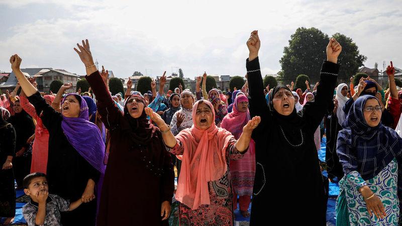 پاکستان خواستار جلسه فوری شورای امنیت در مورد کشمیر شد