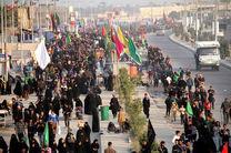 1 میلیون و 250 هزار نفر از زائران همچنان در عراق به سر می برند