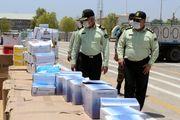 بیش از 40 میلیارد تومان ارزش کالای قاچاق کشف شده سالجاری در یزد