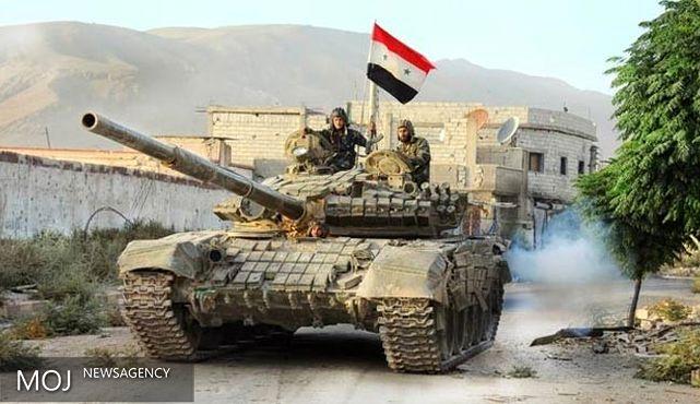 شمار زیادی از ساکنان و عناصر مسلح از داریا در حومه دمشق خارج شدند
