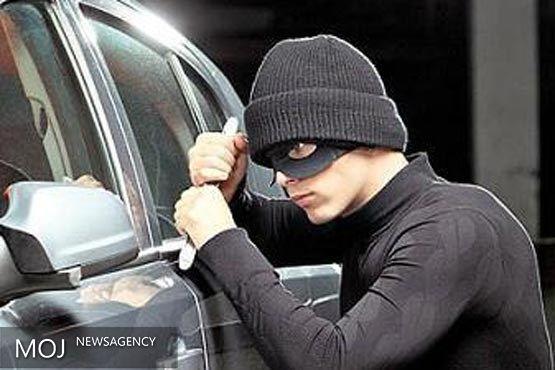 باند حرفهای سرقت داخل خودرو در تهران منهدم شد