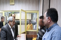 بازدید دادستان تهران از بازداشتگاه اوین / آغاز طرح سرشماری از ندامتگاه قزلحصار