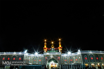 ایام عرفه در کنار حرم مطهر حضرت امام حسين(ع)