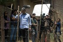 فیلمبرداری فیلم سینمایی سرزمین آبی در شهر سوادکوه