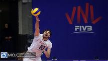 گزارش زنده بازی والیبال ایران و روسیه/ ایران 1 روسیه 3