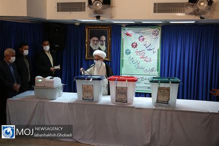 مشارکت مراجع تقلید و علما در انتخابات ۱۴۰۰