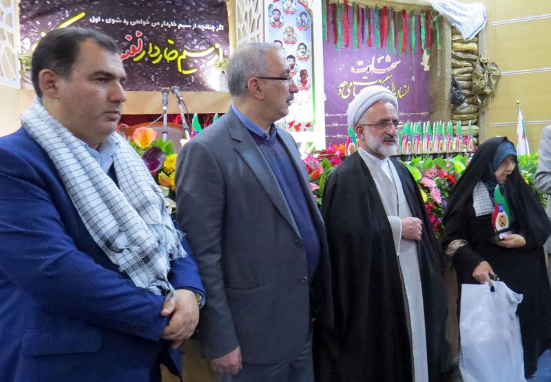 رتبه اول در جذب ایثارگران متعلق به بانک صادرات ایران است