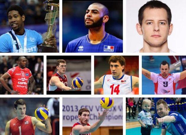 10 بازیکن پر درآمد والیبال جهان را بشناسید
