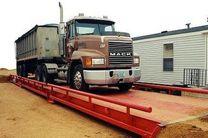 ۱۳۰ مورد آزمون باسکول وسایل چرخدار جادهای انجام شد
