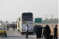 بلیت اتوبوس برگشت زائران اربعین مشمول تخفیف شد