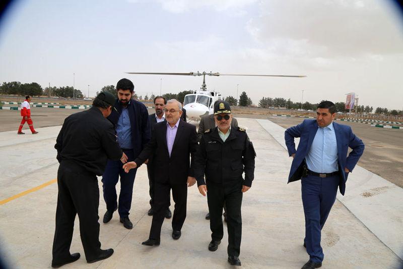 امنیت و آرامش مطلوب در سطح استان قم حاکم است