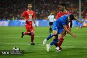 نتیجه بازی پرسپولیس و استقلال در نیمه نخست
