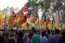 دولت کاتالونیا: از موضع خود عقب نمی شینیم