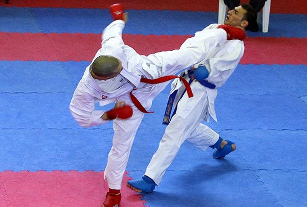 رقابتهای انتخابی اردوی تیم ملی کاراته چهارشنبه و پنجشنبه برگزار می شود