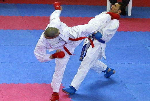 کسب جایگاه سوم قهرمانی کشور توسط کاراته آزاد کرمانشاه