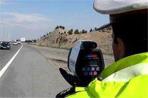 کنترل ٥٢ درصد تخلفات رانندگی درون شهری با دوربین
