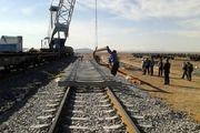 ریل گذاری 117 کیلومتر پروژه راه آهن اردبیل در سفر رئیس جمهوری آغاز می شود