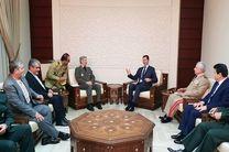 آماده بازسازی سوریه هستیم