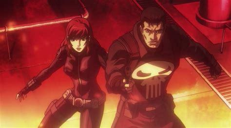 دانلود زیرنویس فیلم Avengers Confidential Black Widow & Punisher 2014