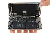 آیفون ایکس دارای دو باتری است