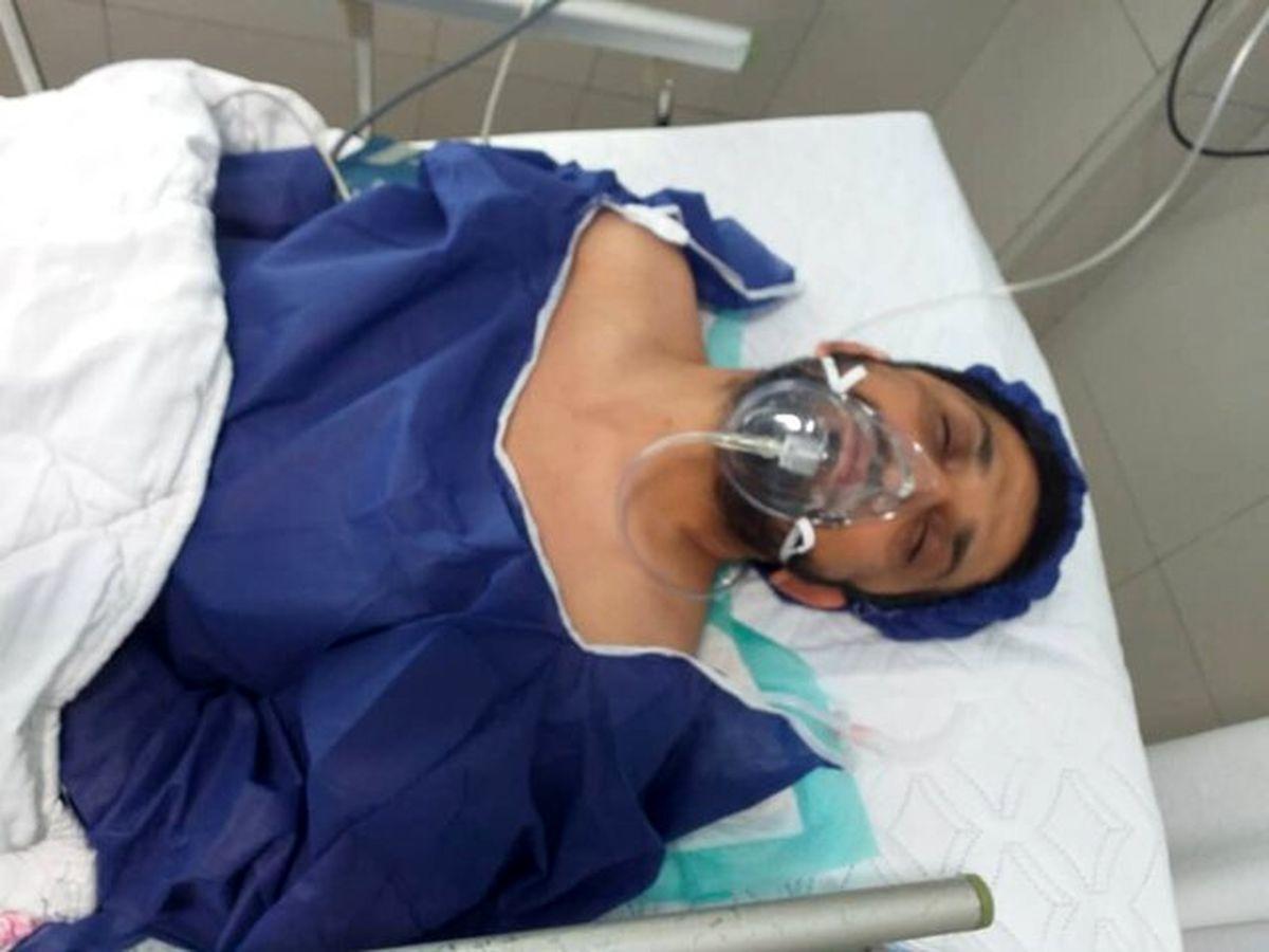 علیرضا دبیر زیر تیغ جراحی رفت