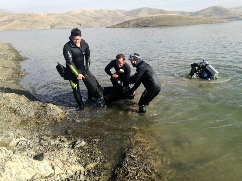غرق شدن جوان 21 ساله در سد وحدت سنندج
