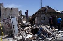 نشت گاز در بندرعباس حادثه آفرید/تخریب 95 درصدی یک منزل مسکونی