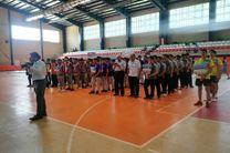 المپیاد ورزشی دانشآموزی سما منطقه شمال کشور در رشت آغاز شد