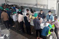 فعالیت های کانون خادمیاران آستان قدس شهرستان خمینی شهر در  طرح کمک مومنانه