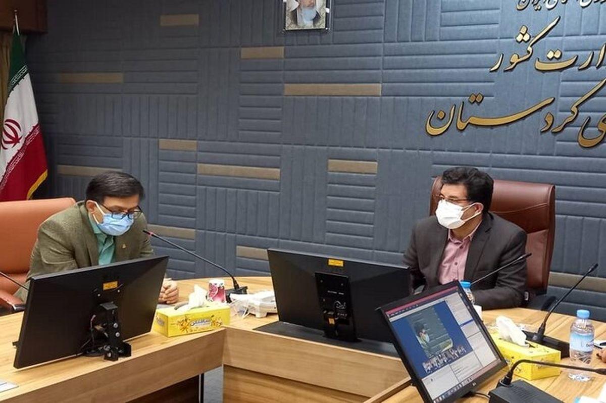 ایجاد محدودیت فعالیت برای طبقات مختلف شغلی در کردستان