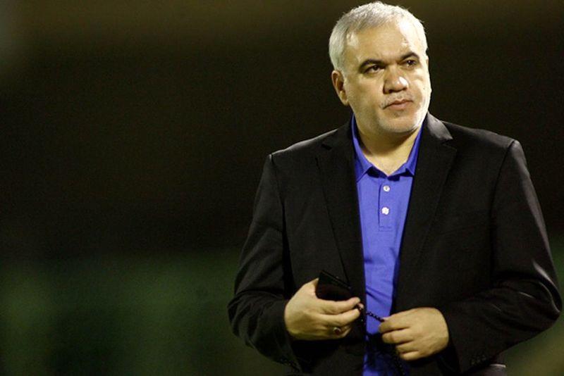 فتح الله زاده از سمت خود در باشگاه استقلال استعفا داد