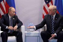 ترامپ: اکنون زمان مناسبی برای سفر پوتین به کاخ سفید نیست