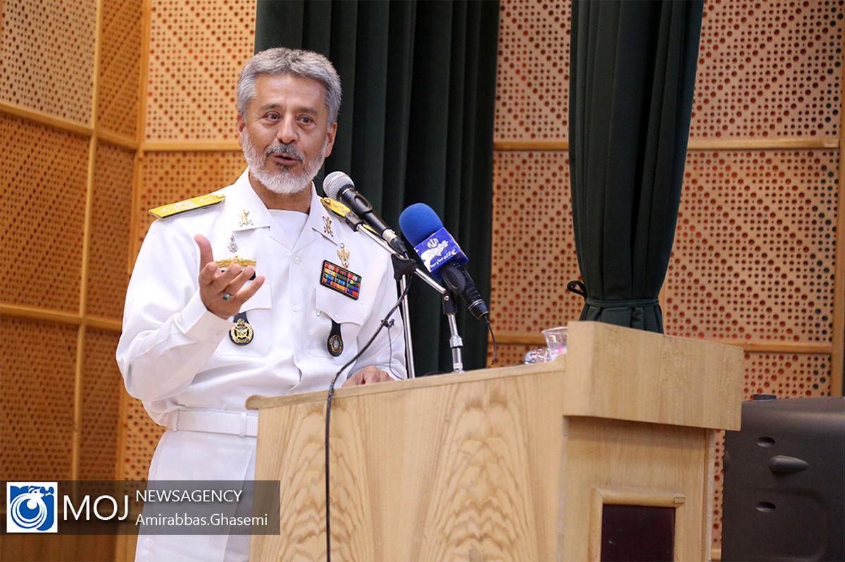 اقتدار دریایی ایران محصول مدیریت جهادی است