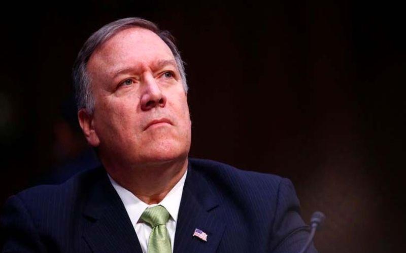 وزیر خارجه آمریکا بر مقابله با نفوذ ایران تاکید کرد